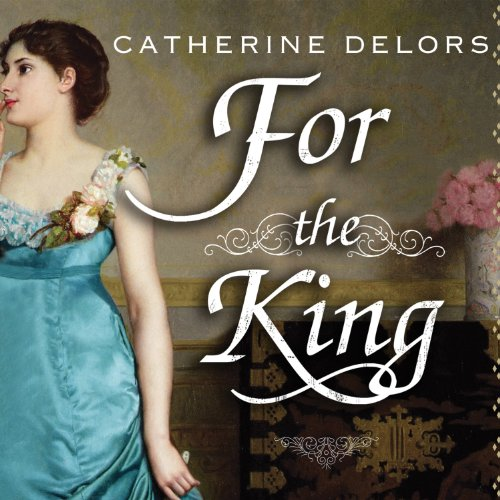 For the King audiobook cover art