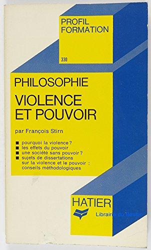 Violence et pouvoir