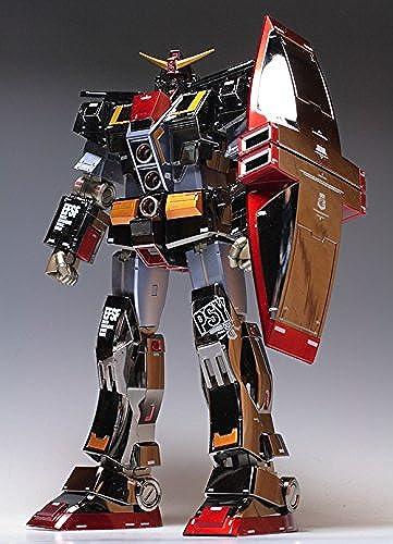 Gundam FIX FIGURATION Metall-Verbund Psycho Gundam Hongkong Nacht-Version. Soul-Nation 2009 Limited (Japan-Import)