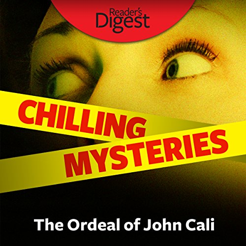The Ordeal Of John Cali audiobook cover art