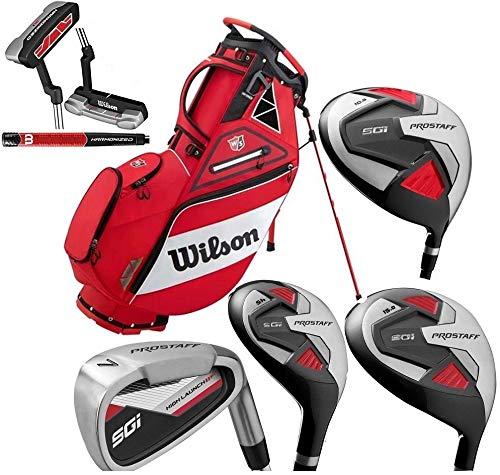 Wilson Prostaff SGI Ensemble Complet de Clubs de Golf pour...