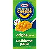 Kraft Original flavor Macaroni And Cheese With Cauliflower Pasta Meal (5.5 oz Boxes, Pack Of 12)
