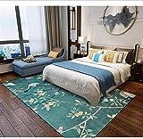 Alfombras de Estilo campestre Europeo y Americano y alfombras de Flores alfombras de Sala de Estar alfombras para el hogar Puertas de Piso alfombras finas-JQ-Carpets-176_160X230cm