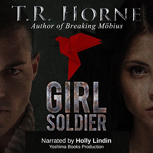 Girl Soldier audiobook cover art