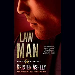 Law Man     A Dream Man Novel              By:                                                                                                                                 Kristen Ashley                               Narrated by:                                                                                                                                 Kate Russell                      Length: 14 hrs and 41 mins     1,744 ratings     Overall 4.5