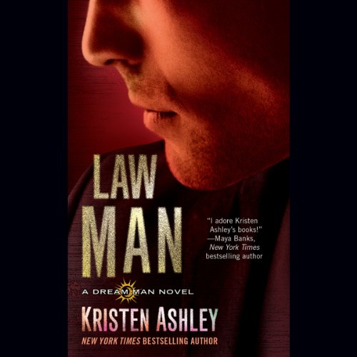 Law Man audiobook cover art