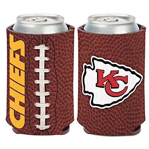 Kansas City Chiefs Dosenkühler NFL Football Optik Can Cooler Ball
