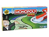 MONOPOLY Junior Board Game for Kids Ages 5 and Up, Great Introduction to