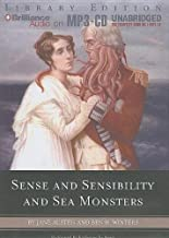 Sense and Sensibility and Sea Monsters: Library Edition