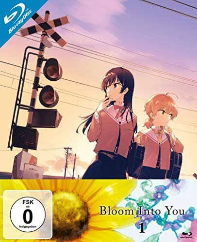 Bloom into you - Volume 1 (Episode 1-4) [Blu-ray]