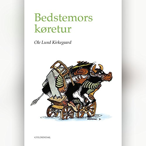 Bedstemors køretur audiobook cover art