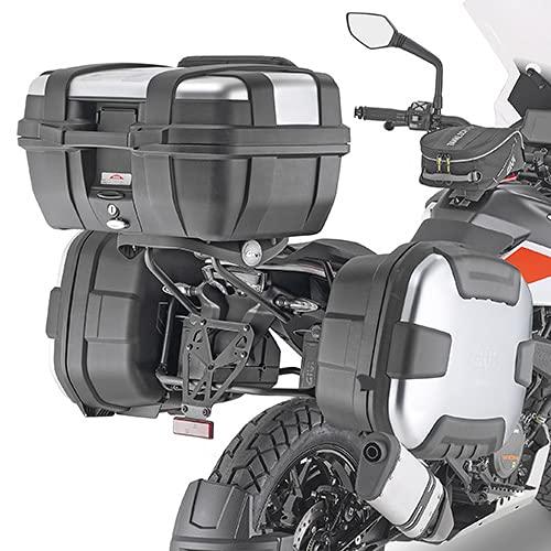 Portavaligie laterale specifico per valigie MONOKEY o RETRO FIT per KTM 390 Adventure (20) - PL7711