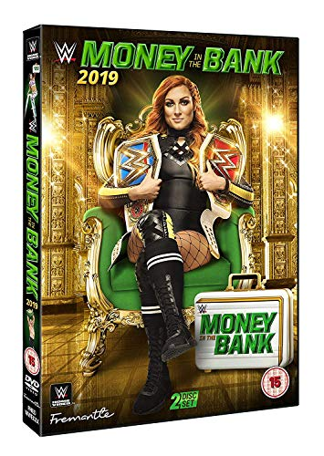 WWE: Money In The Bank 2019 [DVD]