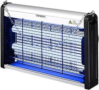 Monzana Insektenvernichter elektrisch UV LED Insektenfalle Mückenlampe Fliegenfänger..