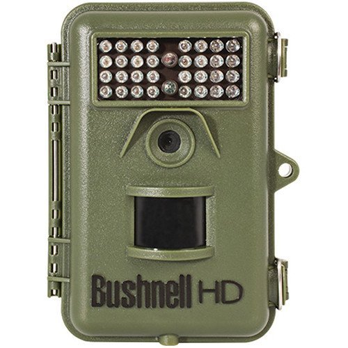 Bushnell Wildkamera 12MP Natureview Cam Essential HD Low Glow, Grün, 119739