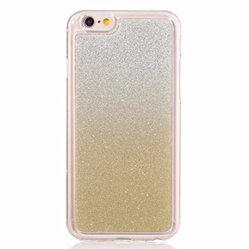 MUTOUREN Funda de movil iPhone SE 5 5S TPU Silicona Funda Sistemas de teléfono móvil Shell Manguito Protector Shell Soft Caso Cover Case para iPhone SE 5 5S Dorado Matorral Concha