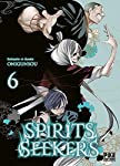 Spirits Seekers Edition simple Tome 6