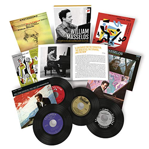 William Masselos-The Complete RCA and Columbia Album Collection
