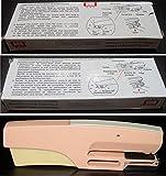 Handy Punch pour 4,5mm 24point de Punch carte machine à tricoter Brother...