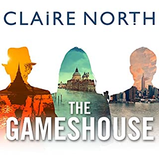 The Gameshouse audiobook cover art