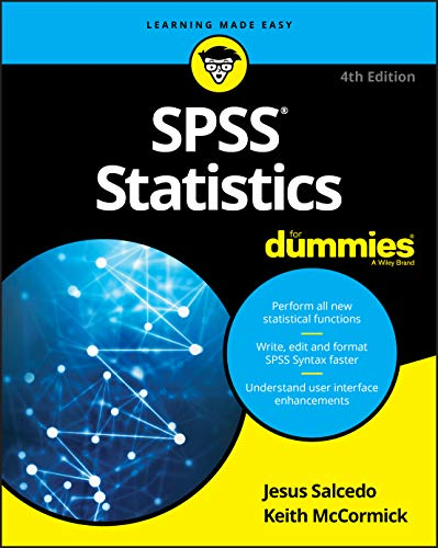 SPSS Statistics For Dummies, 4th Edition (For Dummies (Business & Personal Finance))