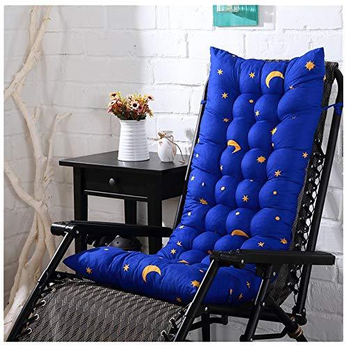ZHBD Cojines de Silla de Patio Reemplazo de Interior y Exterior del sillón del cojín del sillón Temporada cojín Muebles del Patio del cojín del sofá cojín para Veranda Interior al Aire Libre