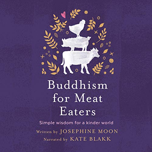 Buddhism for Meat Eaters cover art