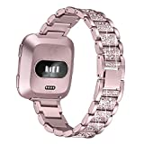 bayite Bling Bands Compatible with Fitbit...