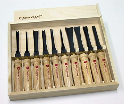 Deluxe Mallet Carving Set