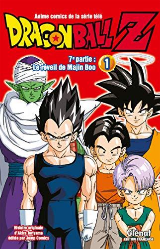Dragon Ball Z - 7e partie - Tome 01: Le réveil de Majin Boo