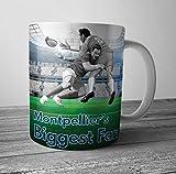 Mug Montpellier's Biggest Fan Rugby – Cadeau d'anniversaire