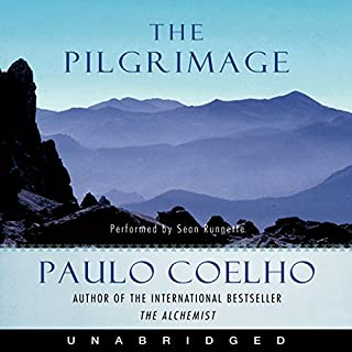 The Pilgrimage audiobook cover art