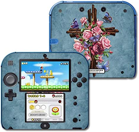 MightySkins Skin Genuine Compatible with Nintendo Rose Pro Cross Financial sales sale - 2DS