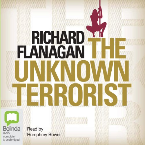 The Unknown Terrorist cover art