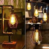 Immagine 1 anwio lampadine di filamento led