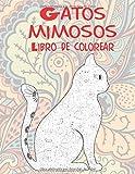 Gatos mimosos - Libro de colorear