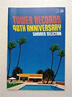 即決新品 TOWER RECORDS 40th ANNIVERSARY SUMMER SELECTION 永井博 NO MUSIC, NO LIFE. タワーレコード 40周年記念 冊子