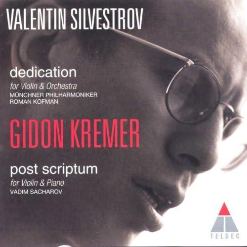 Gidon Kremer feat. Vadim Sacharov