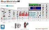 MAGA WORLD ULTRA BT SOFTWARE professionale di gestione magazzino Programma di MAGAZZINO Gestionale di magazzino carico scarico inventario, codici a barre, vendita al banco con o senza Touch screen e Fidelity Card