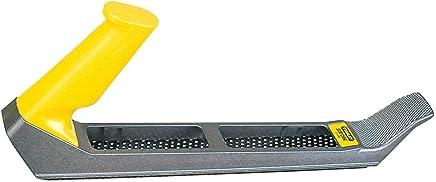Stanley 21-296, Plaina Surform, Amarelo/Preto