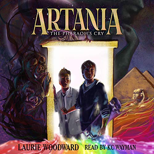 Artania: The Pharaohs' Cry audiobook cover art