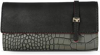 Baggit Women's Wallet (Charcoal)