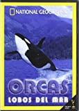 Orcas Lobos Del Mar (Nat.Geo.) [DVD]