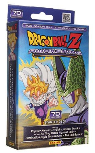 Dragonball Z Awakening Starter Deck (70 Cards)