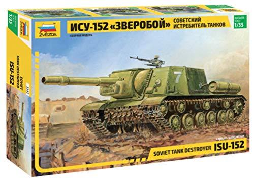 Zvezda - Maqueta de Tanque Escala 1:35 (Z3532