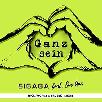 Ganz sein (feat. Sue Ann)
