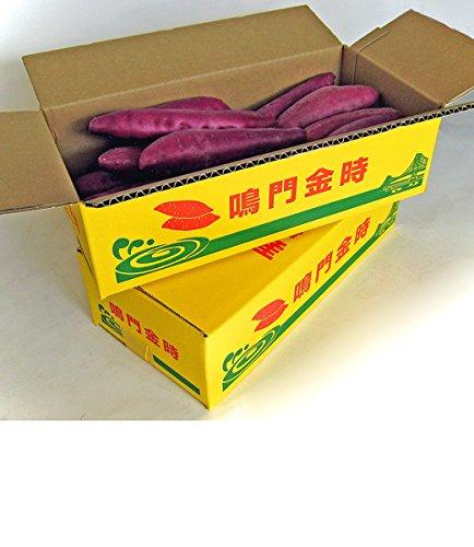 鳴門金時芋(里浦産)6Kg(3Kg×2箱)【送料込み】※北海道、沖縄及び離島は別途発送料金が発生します