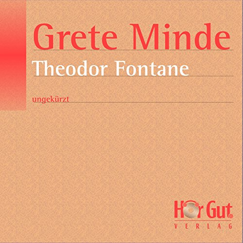 Grete Minde audiobook cover art