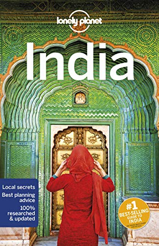 Lonely Planet India [Lingua Inglese]