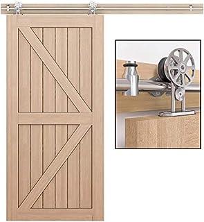 Amazon.es: puertas correderas de madera